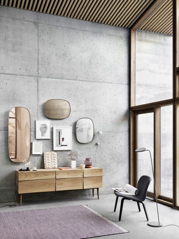 Muuto Framed spiegel small
