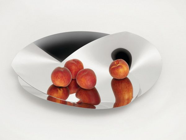 Alessi Resonance basket schaal
