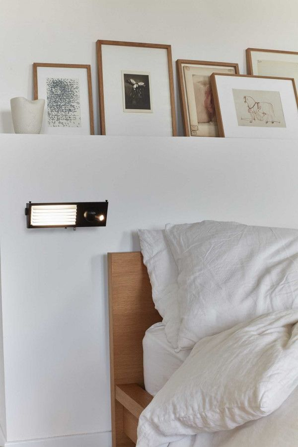 DCW éditions Biny Bedside bedlamp rechts LED