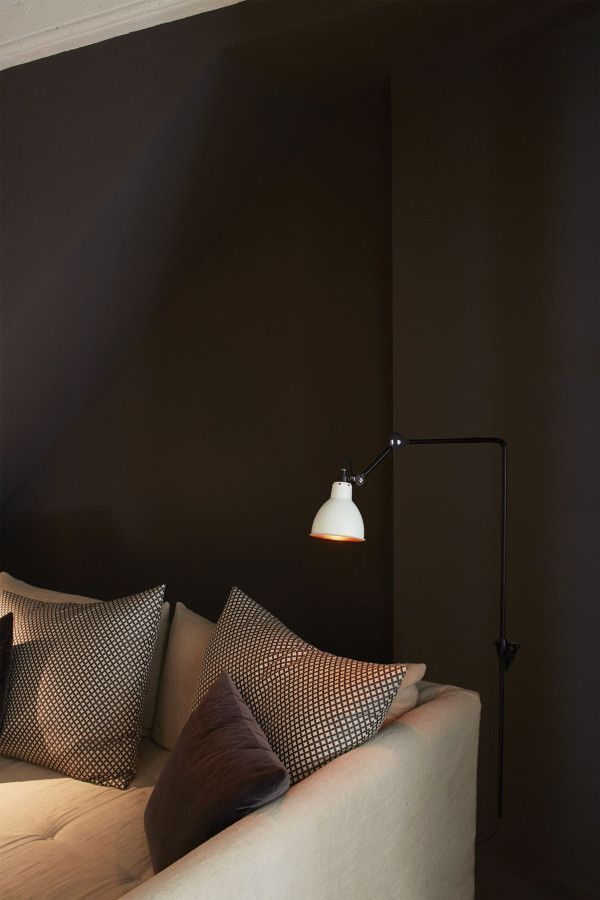 DCW éditions Lampe Gras N216 wandlamp