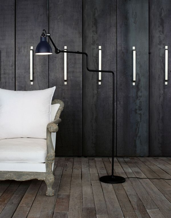 DCW éditions Lampe Gras N411 vloerlamp