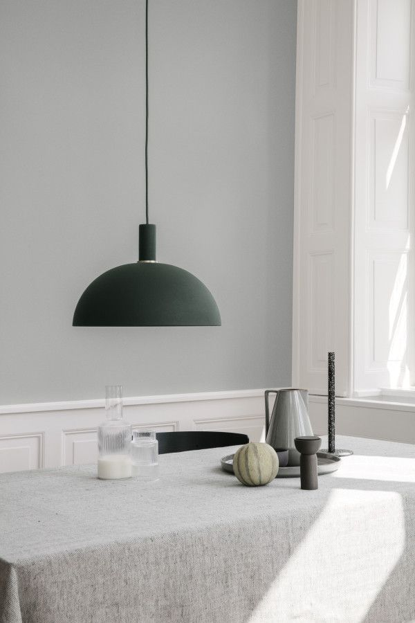 Ferm Living Record Black hanglamp