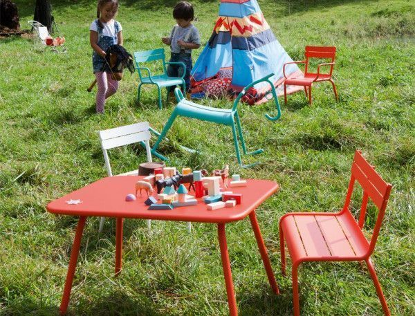 Fermob Luxembourg kinder tuintafel