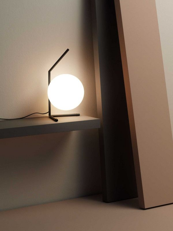 Flos Outlet - IC Lights T1 Low tafellamp messing