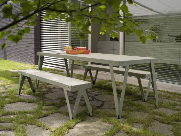 Functionals Lloyd Outdoor tuintafel 200x90