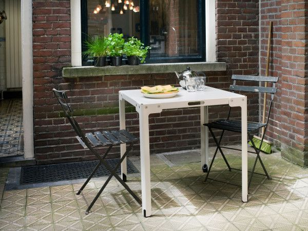 Functionals T-Table tuintafel 70x70