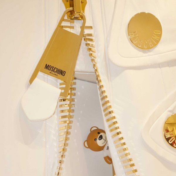 Kartell Toy Moschino tafellamp LED
