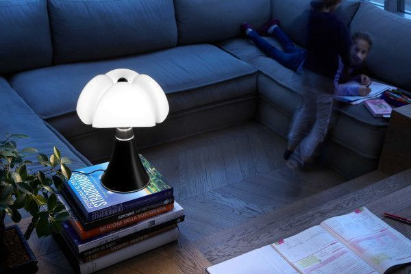 Martinelli Luce Mini Pipistrello tafellamp LED dimbaar met touchbediening