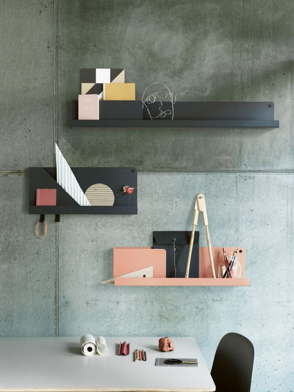 Muuto Folded wandplank medium