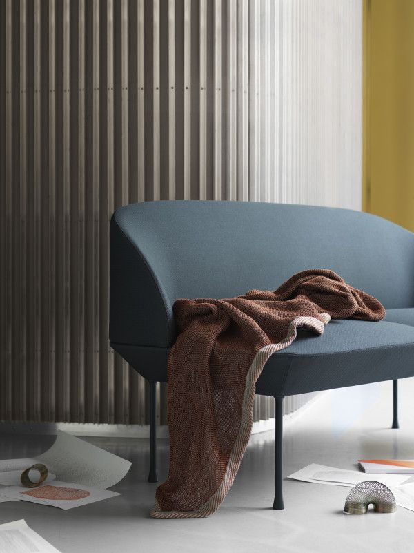 Muuto Ripple plaid