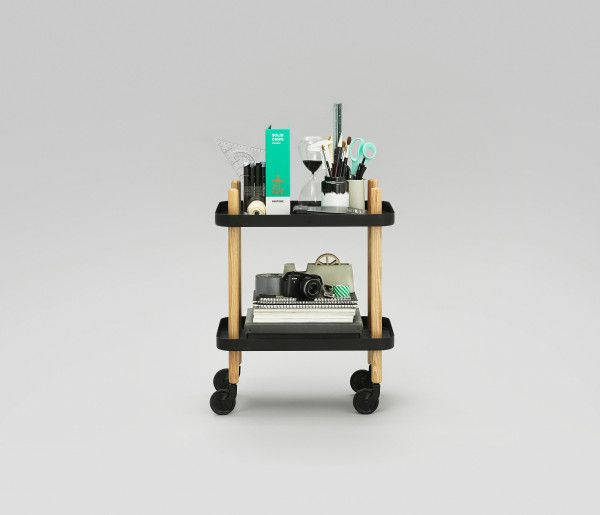 Normann Copenhagen Block trolley 50x35