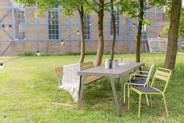 Functionals Lloyd Outdoor tuintafel 230x80