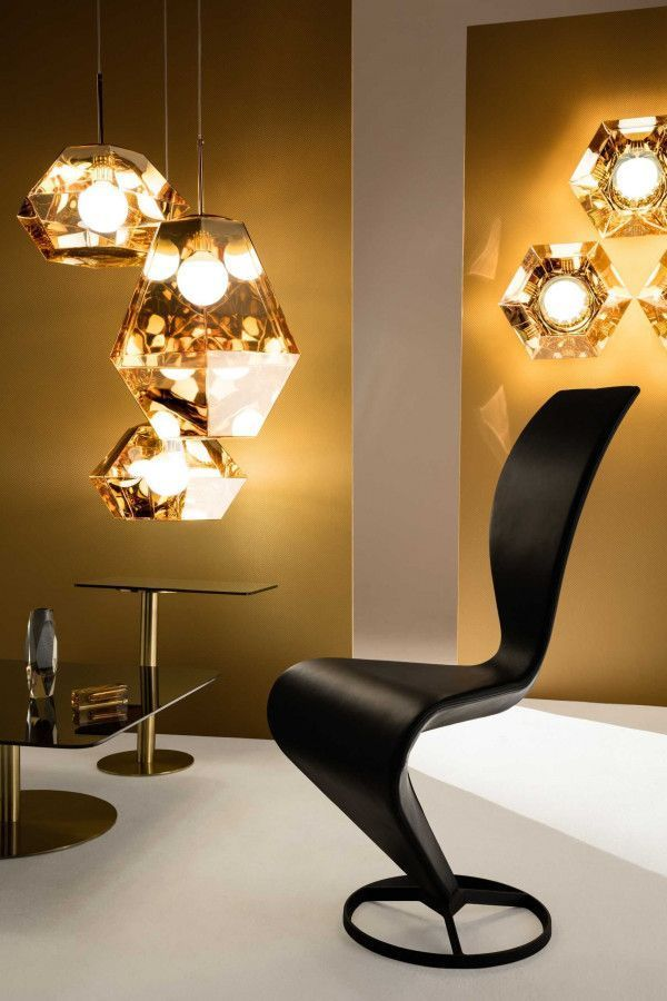 Tom Dixon Cut wandlamp