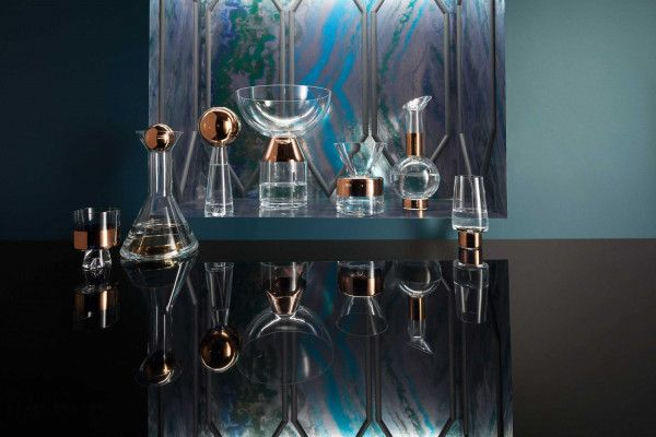 Tom Dixon Tank Decanter decanteerkaraf