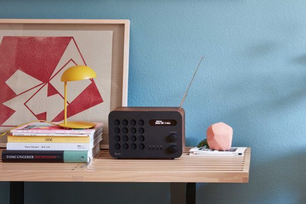 Vitra Eames tafelradio (limited edition)