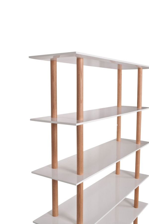 Zuiver High on Wood Bookshelf stellingkast