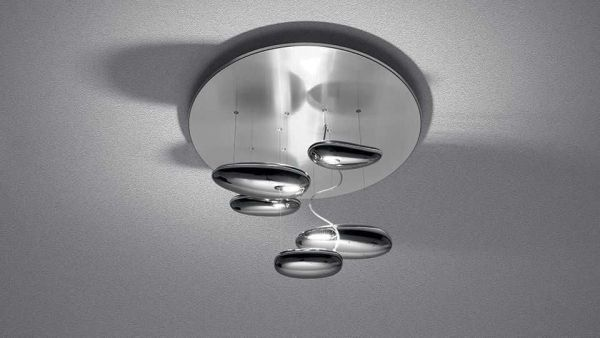 Artemide Mercury Mini Soffitto plafondlamp LED dimbaar via smartphone
