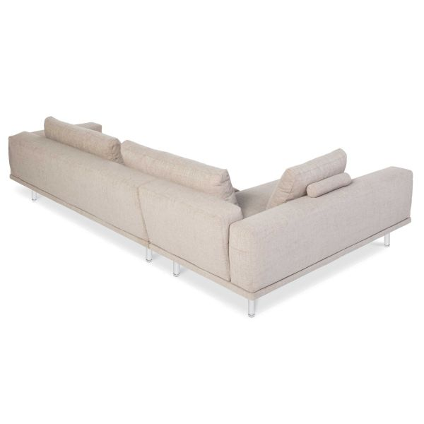 Design on Stock Cascade hoekbank met chaise longue