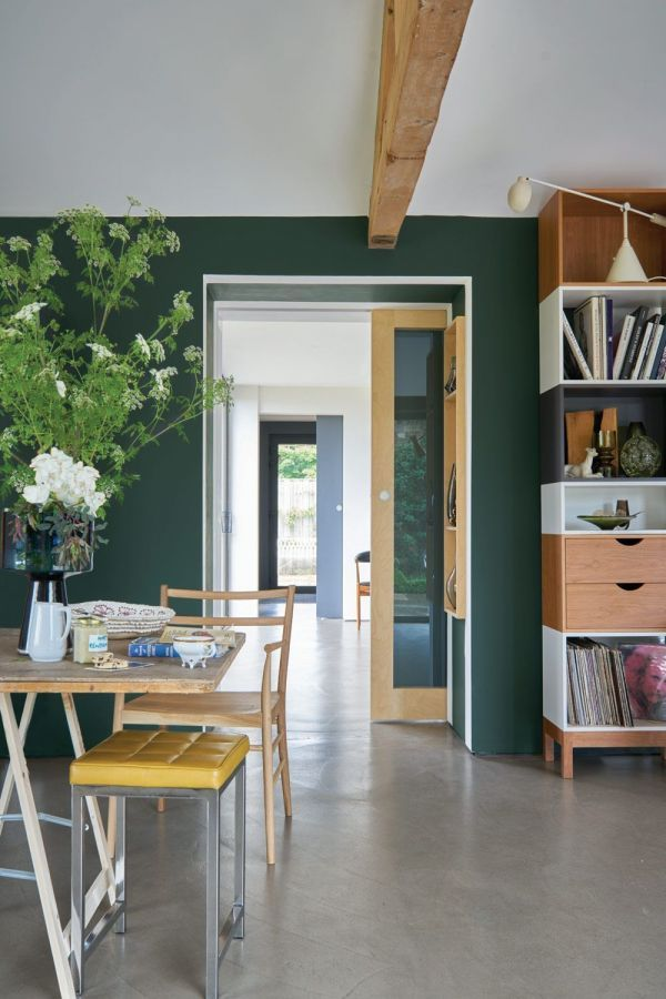 Farrow And Ball Kleurenwaaier.Farrow Ball Krijtverf Studio Green 93 Flinders Verzendt Gratis