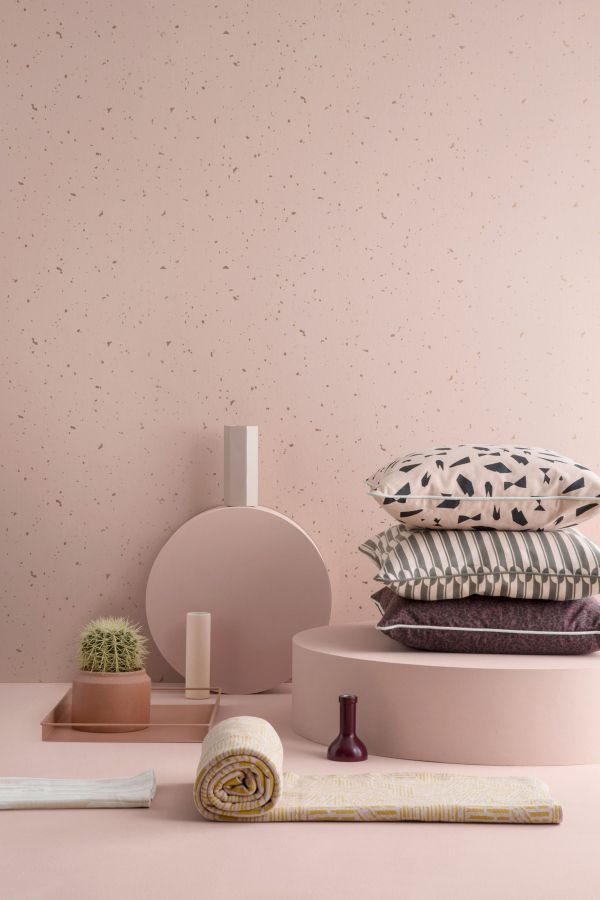 Ferm Living Confetti behang