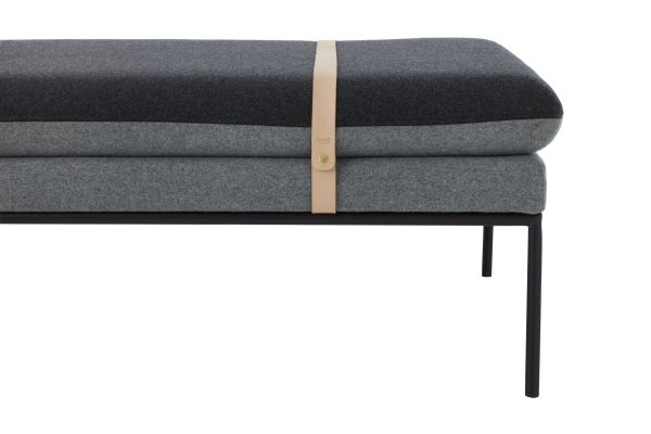 Ferm Living Turn Daybed bank Cotton naturele band