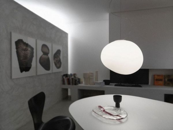 Foscarini Gregg Medium hanglamp LED dimbaar