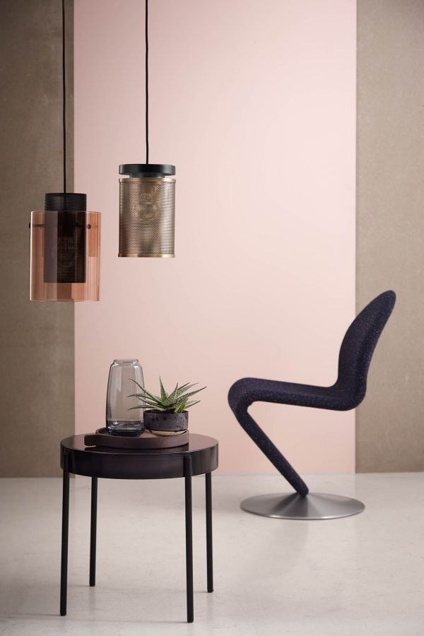 Frandsen Casper hanglamp brushed copper