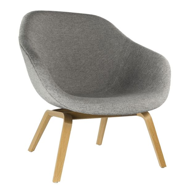 Hay About a Lounge Chair Low AAL83 fauteuil