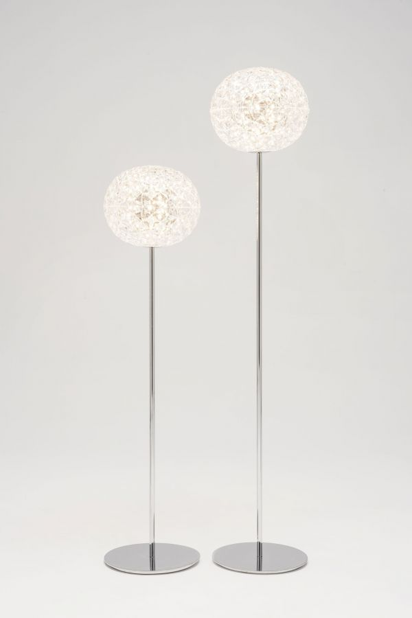 Kartell Planet High vloerlamp LED