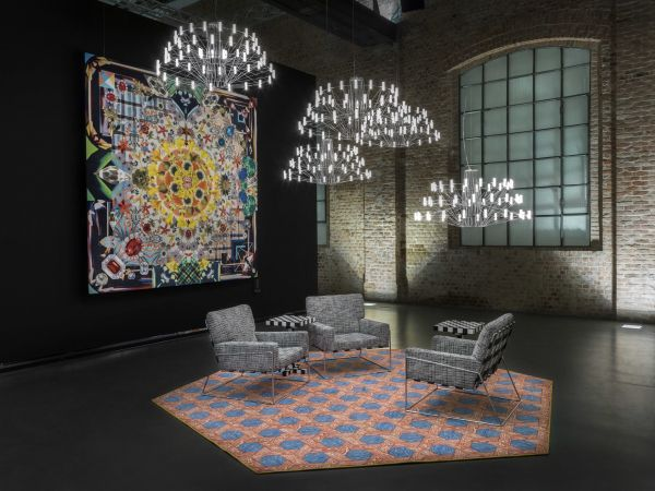 Moooi Coppélia kroonluchter LED small