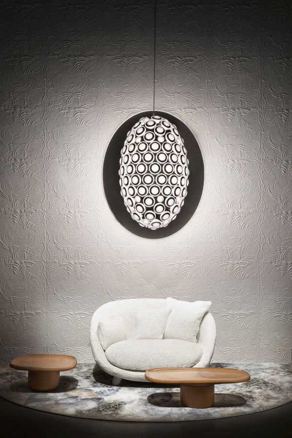 Moooi Iconic Eyes 85 hanglamp LED