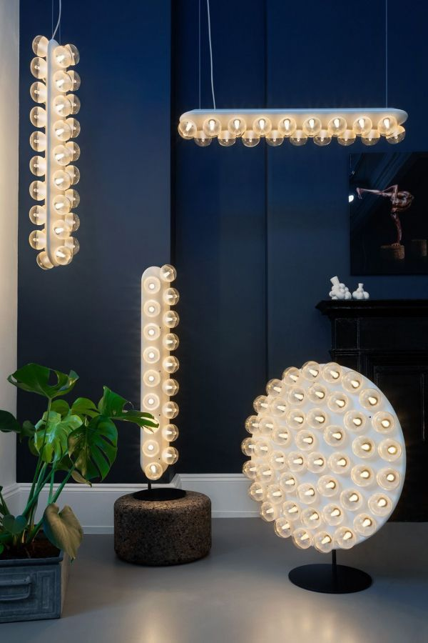 Moooi Prop Light Round vloerlamp LED