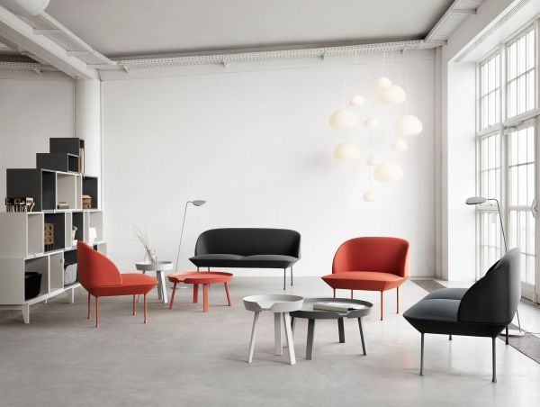Muuto Outlet - Around Coffee salontafel large eiken