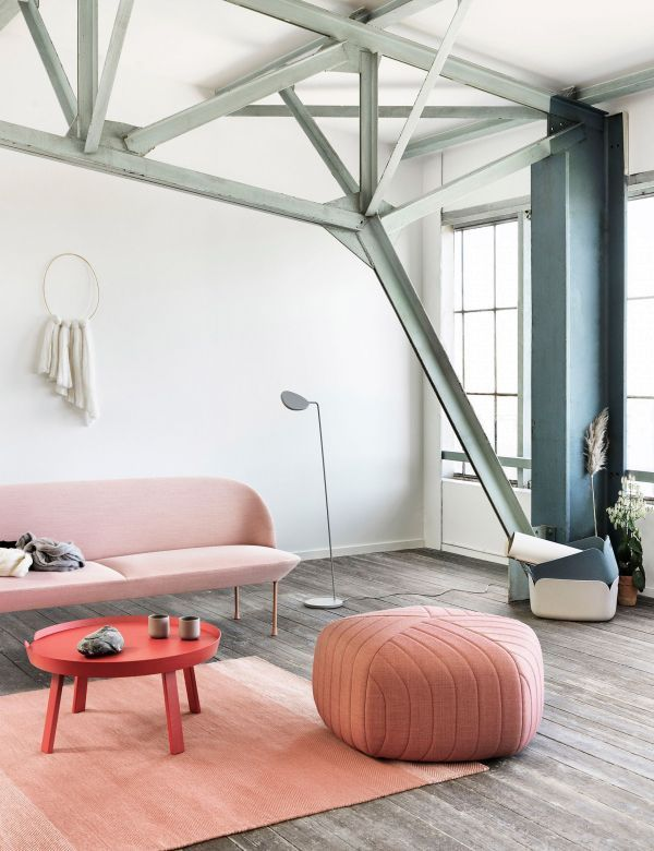 Muuto Oslo Sofa bank driezitter