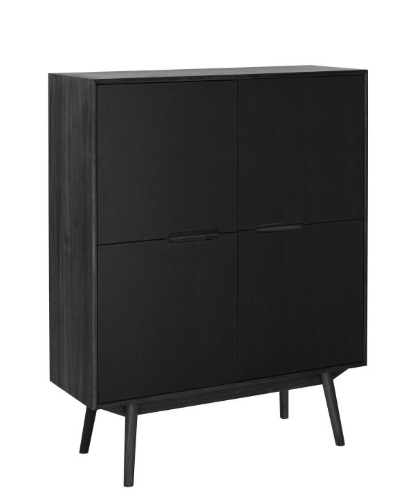 Wood and Vision Curve Highboard opbergkast 4