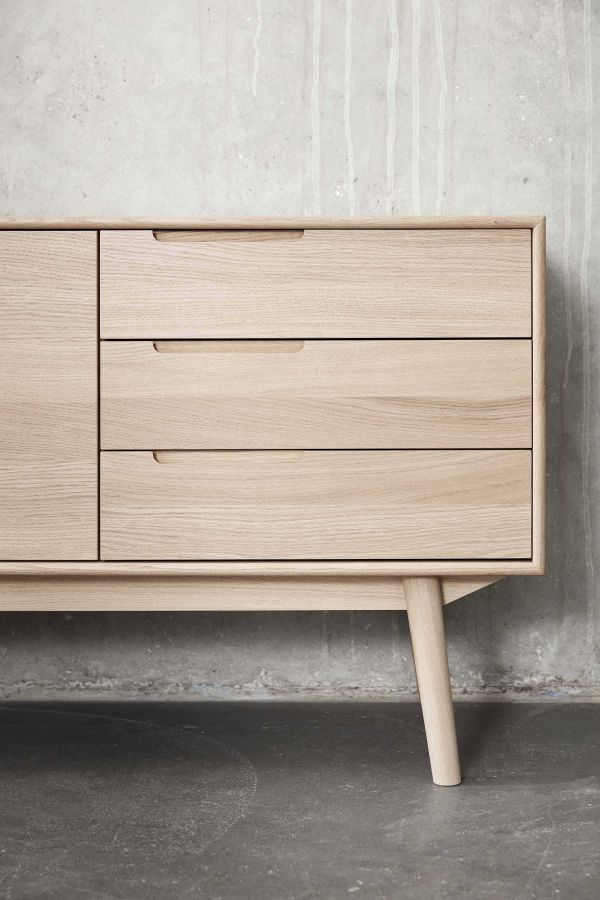 Wood and Vision Curve Sideboard dressoir 1-3