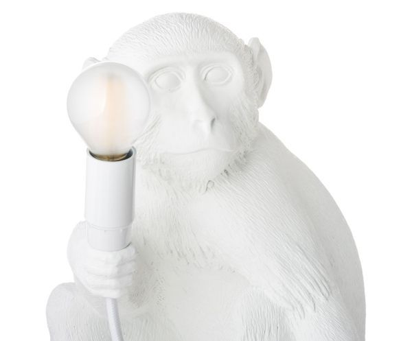 Seletti Monkey Sitting tafellamp