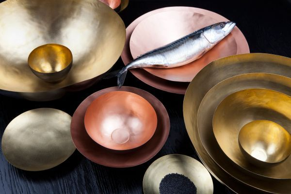 Tom Dixon Form Bowl Deep schaal set 2