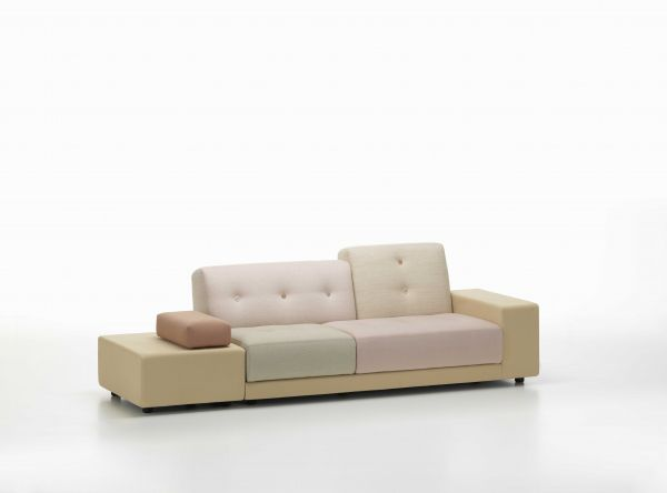 Vitra Polder Sofa bank Pastel (limited edition)