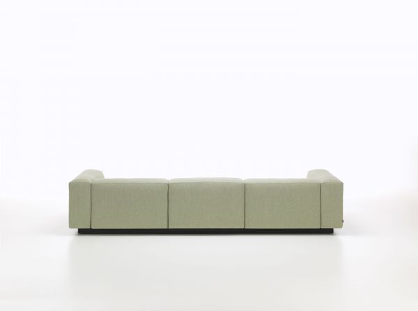 Vitra Soft Modular bank met chaise longue