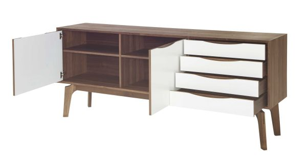 Wood and Vision Edge Sideboard 2-4 dressoir