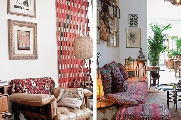 Woontrend: Bohemian Chic